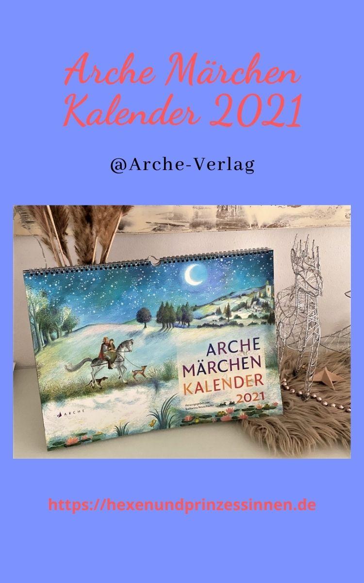 Arche Märchenkalender 2021