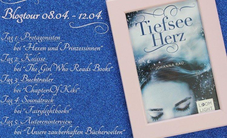 Blogtour: Tiefseeherz