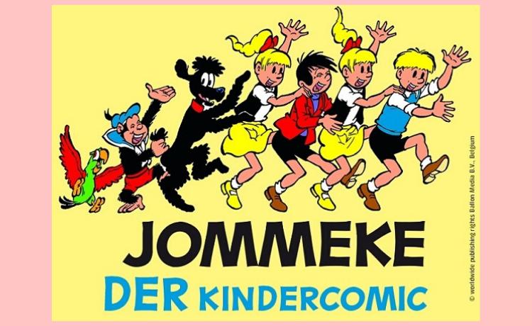 Jommeke comics
