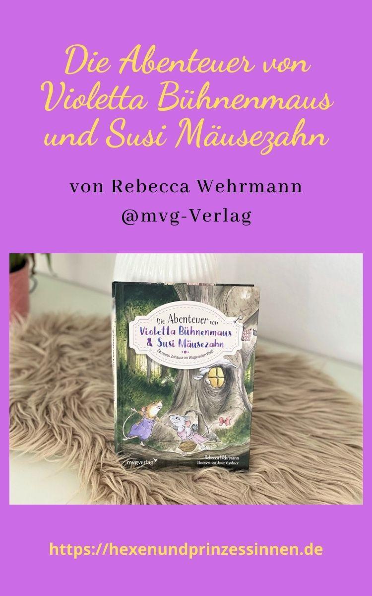 Violetta Bühnenmaus und Susi Mäusezahn
