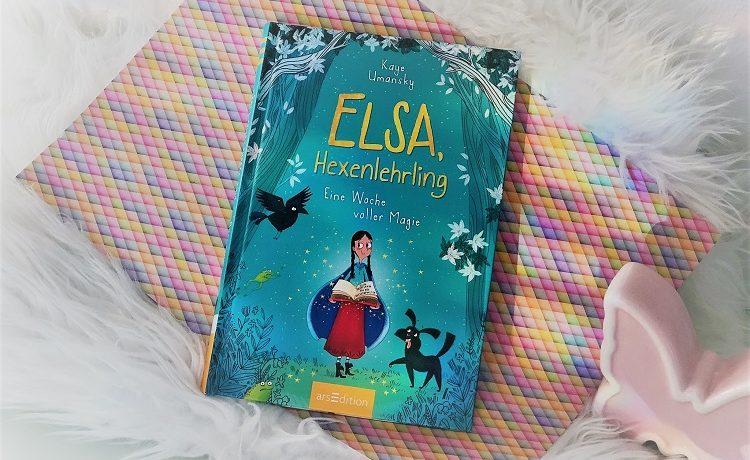 Elsa, Hexenlehrling