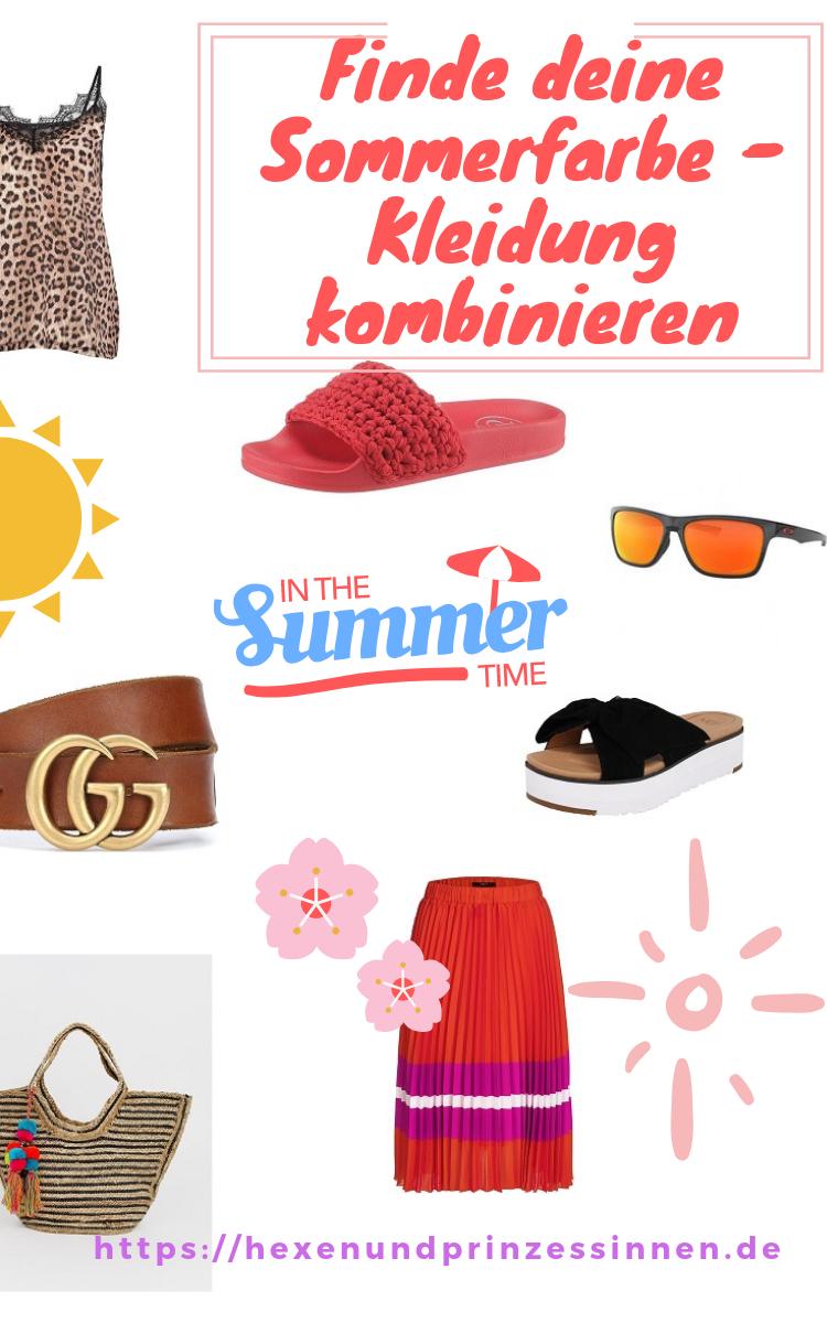 Sommerfarbe