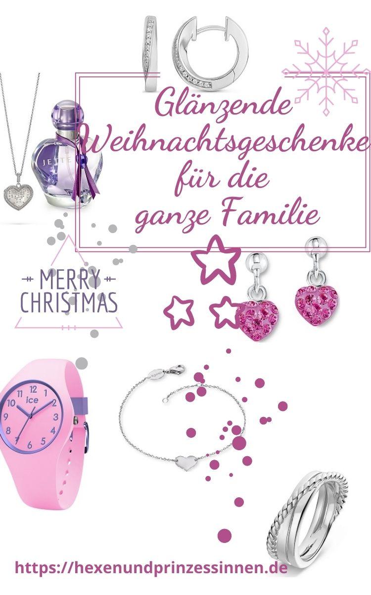 glänzende Weihnachtsgeschenke