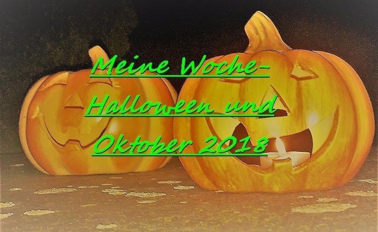 Halloween und Oktober 2018