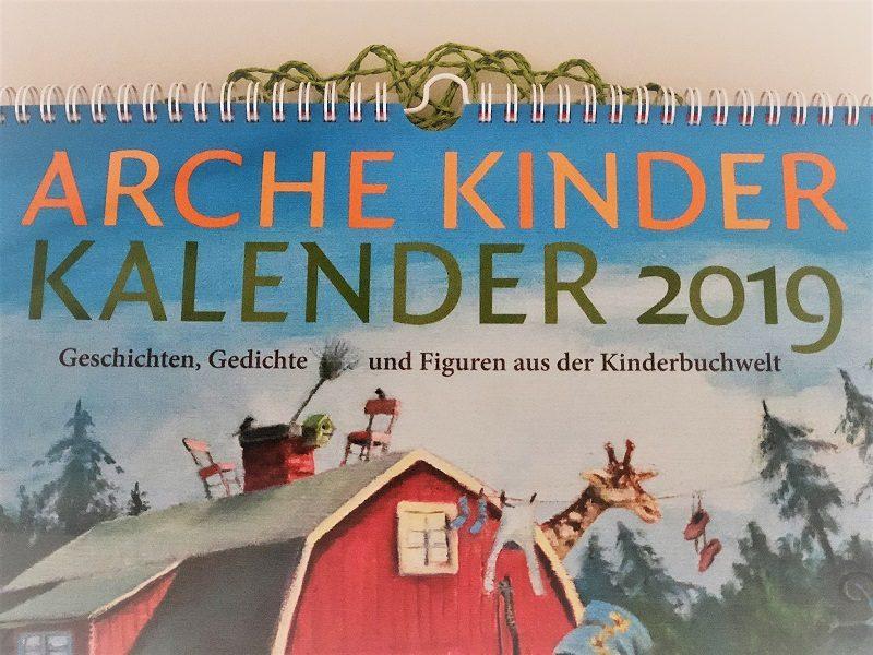 Kinder Kalender 2019