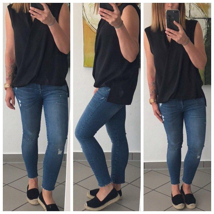 DIY Jeans