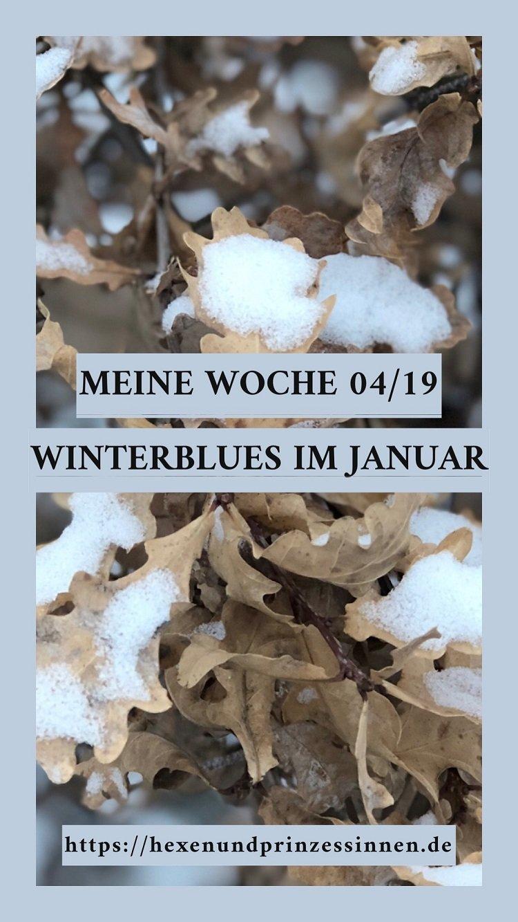 Winterblues im Januar