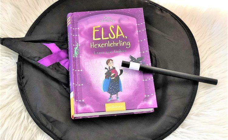 Elsa Hexenlehrling 2