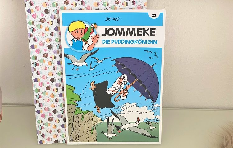 Jommeke - die Puddingkönigin