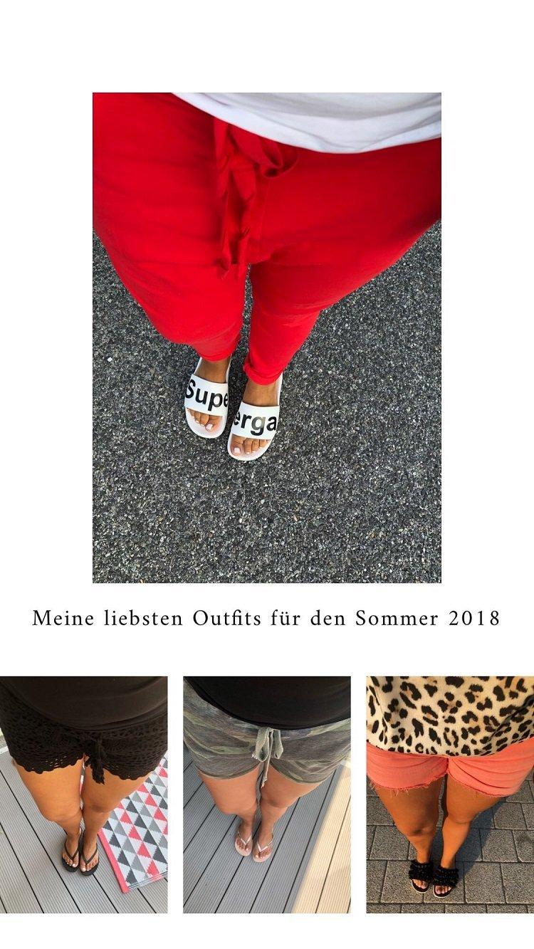 die besten Outfits für den Sommer