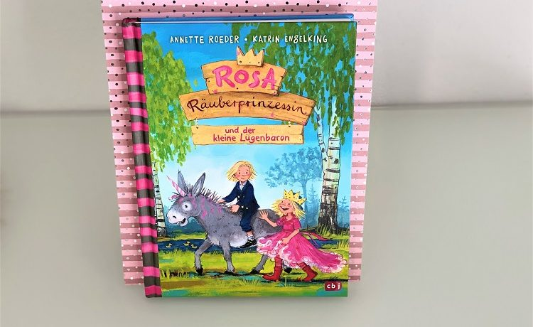 Rosa Räuberprinzessin 3