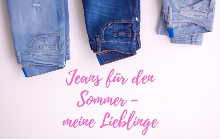 Jeans für den Sommer