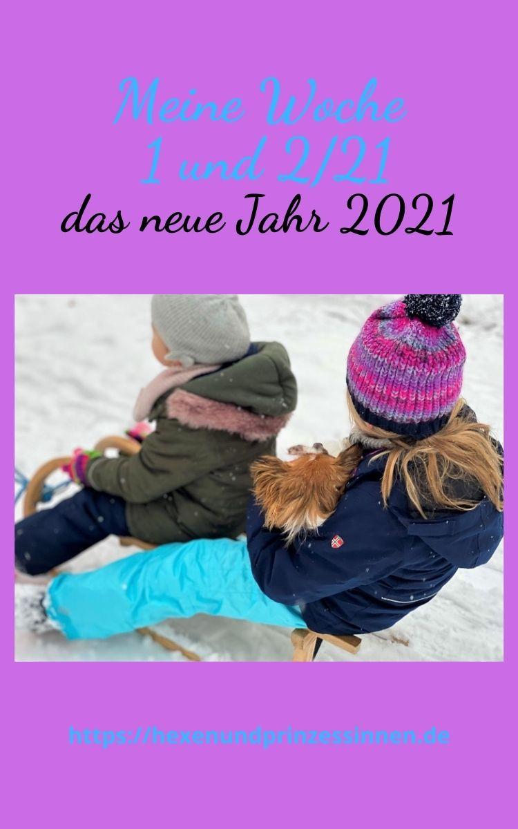 das neue Jahr 2021