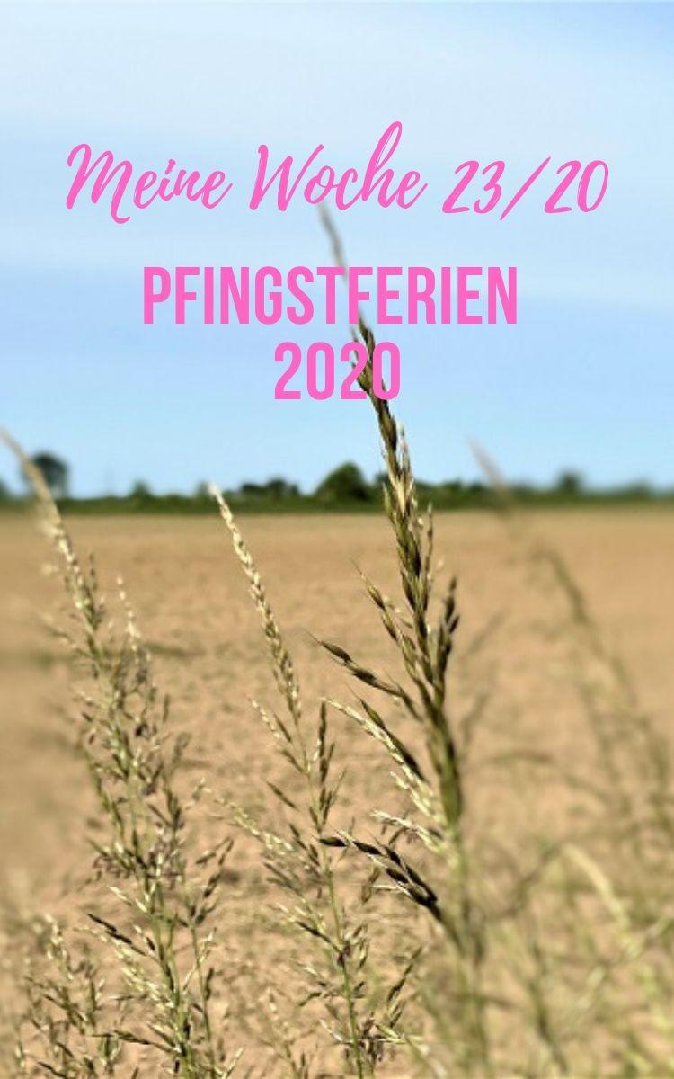 Pfingstferien 2020