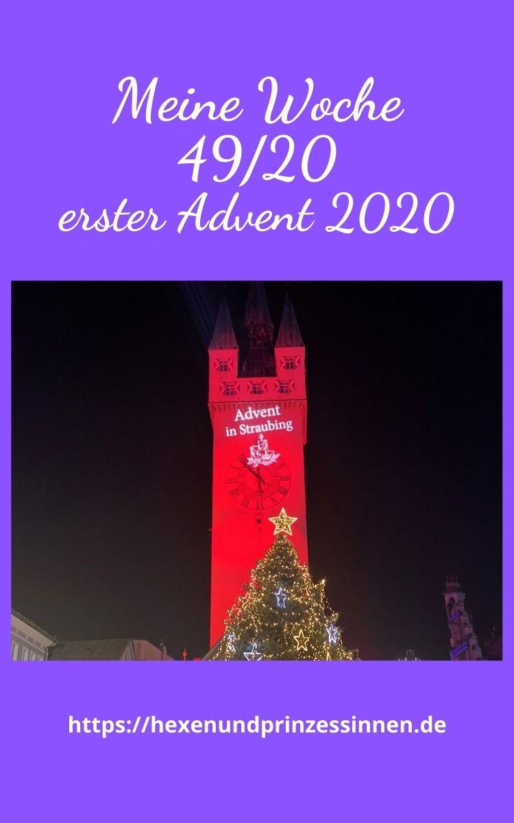 erster Advent 2020