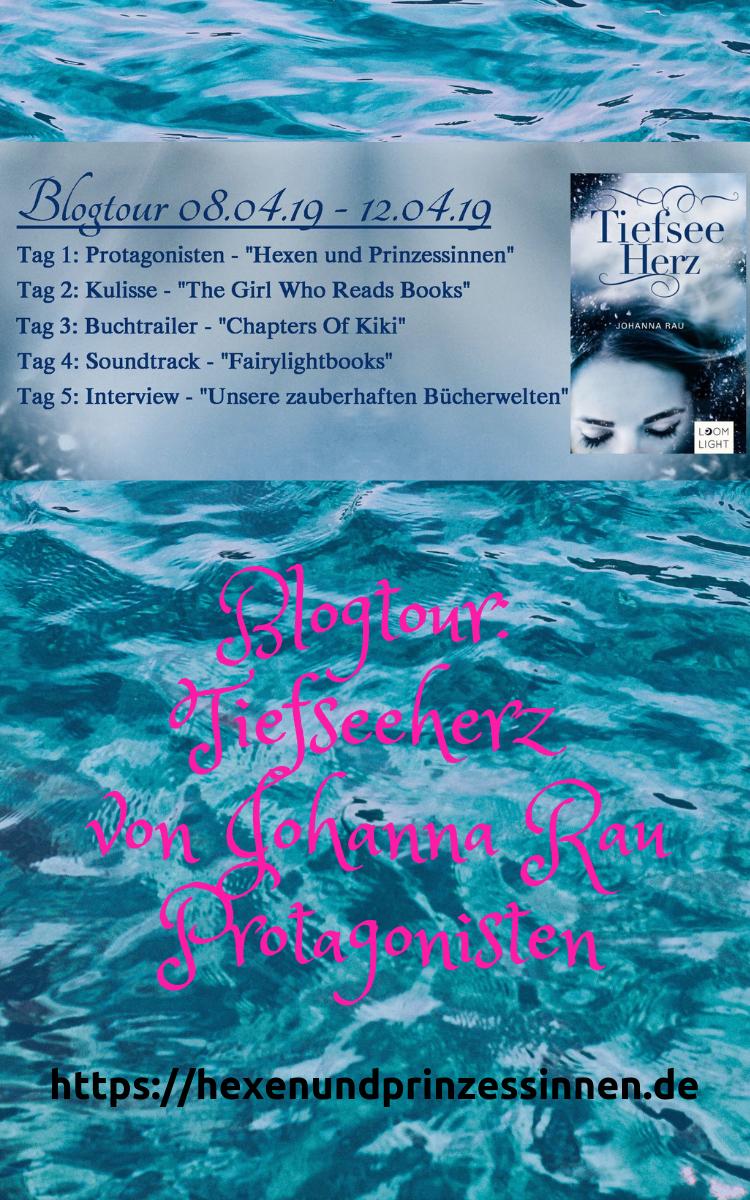 Blogtour Tiefseeherz