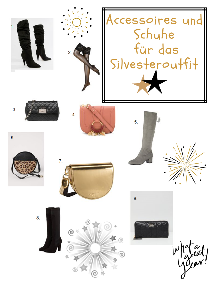 Silvesteroutfits 2018