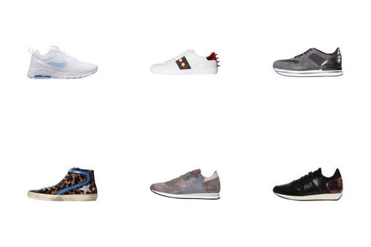Sneakers für den Herbst