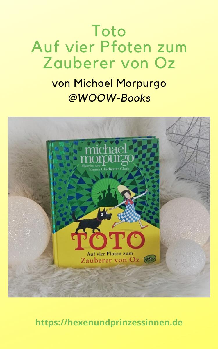 Toto - auf vier Pfoten zum Zauberer von Oz