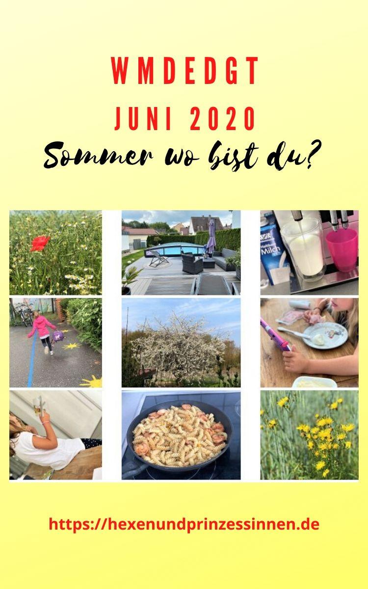 Sommer wo bist du