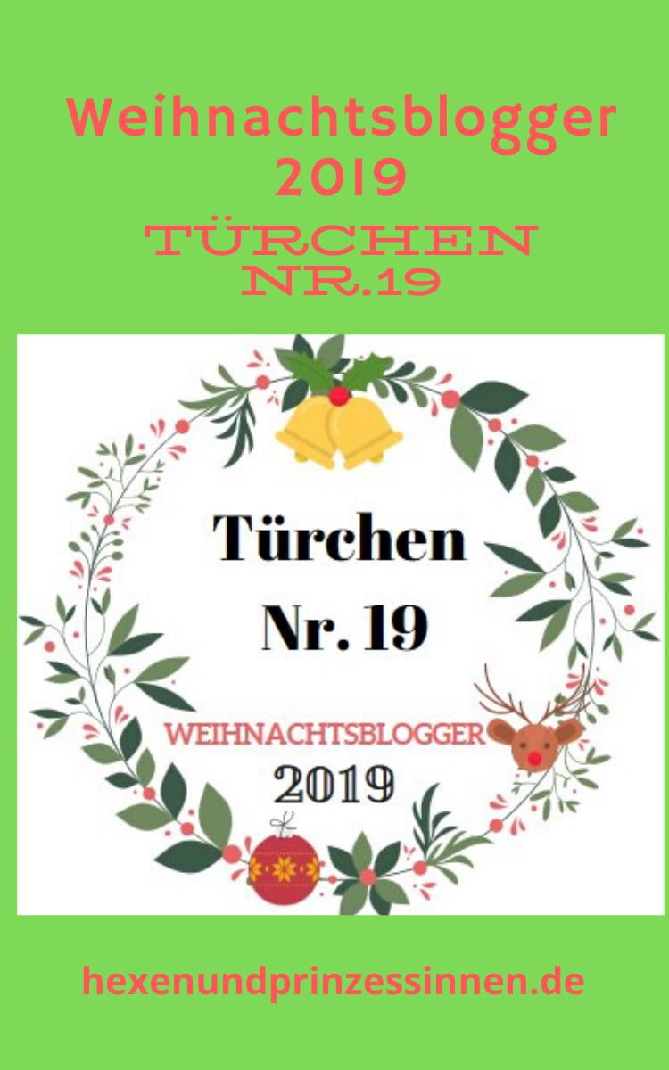 Weihnachtsblogger 2019 - Türchen 19