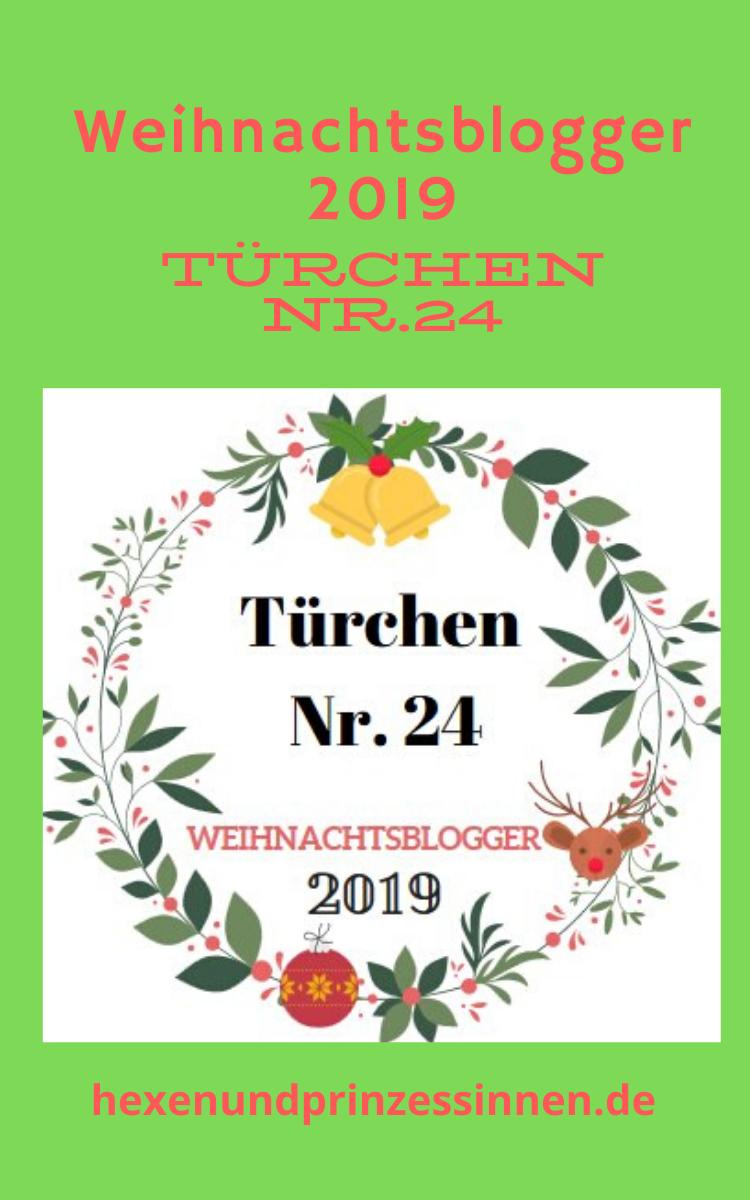 Weihnachtsblogger 2019 - Türchen 24