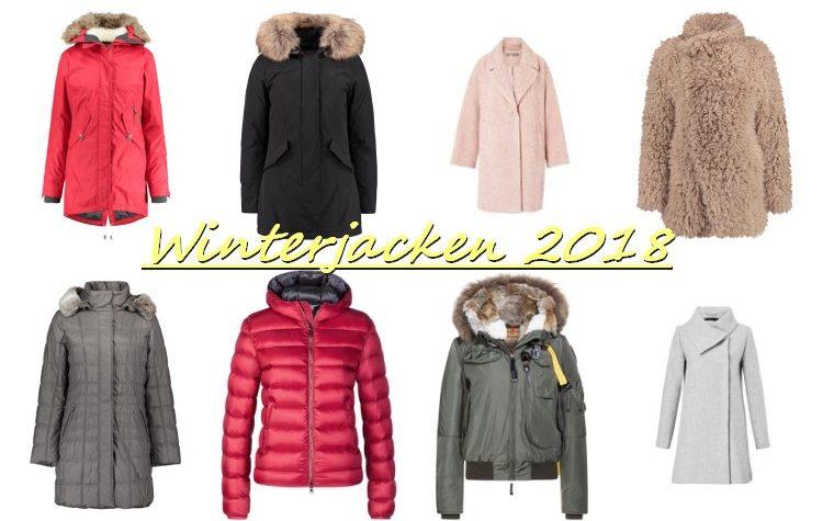 Winterjacken 2018