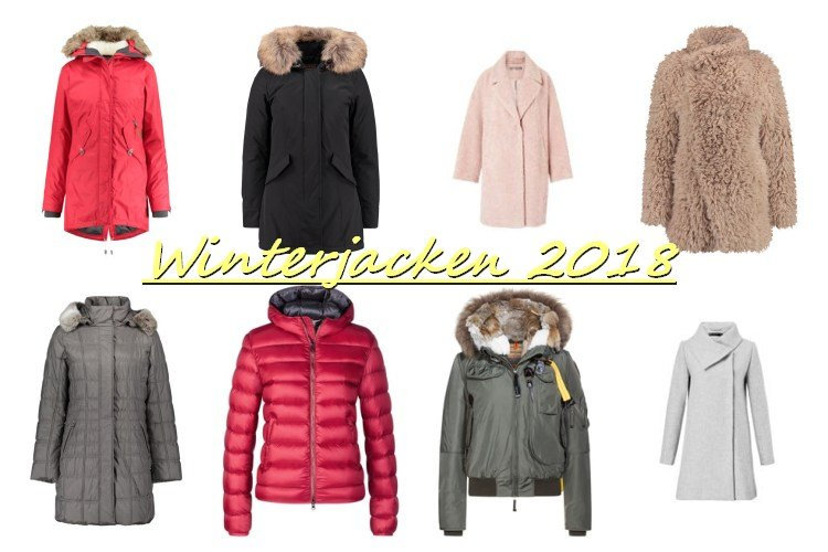Must Haves 2918 Winterjacken 2018 – Hexen und Prinzessinnen