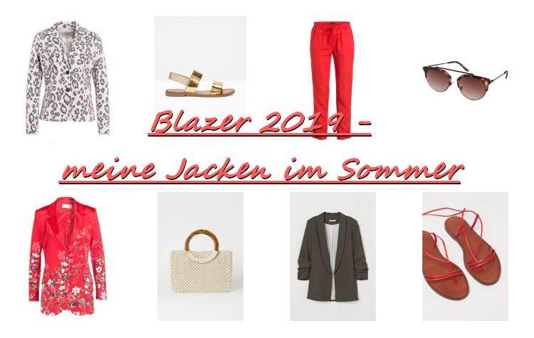 Blazer 2019